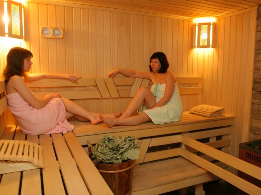 русски баня девчки